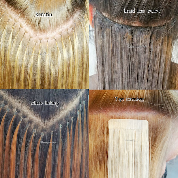 Hair Extensions Care And Styling Hair Extensions Pros And Cons