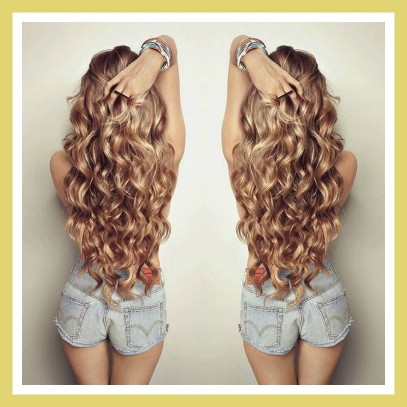 Right Hair Extension